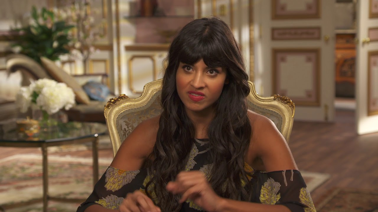 The Good Place Interview Jameela Jamil 1