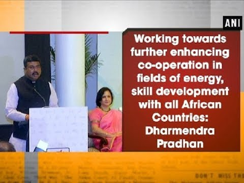 Working towards further enhancing co-operation with all African Countries: Dharmendra Pradhan