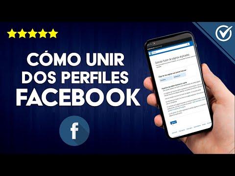 Cómo Fusionar o Unir dos Perfiles o Cuentas de Facebook Fácilmente