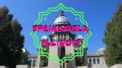 THINGS TO DO SPRINGFIELD, ILLINOIS | USA TRAVEL VLOG