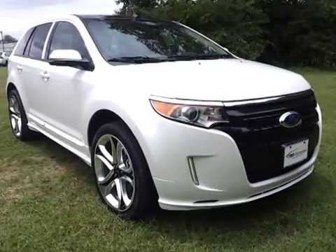 Sold  Ford Edge Sport Fwd Hp New For Sale Ford Of Murfreesboro