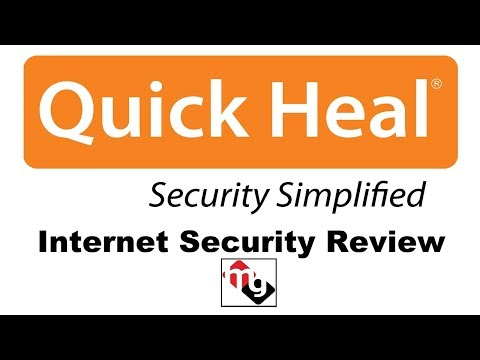 Quick Heal Internet Security Review