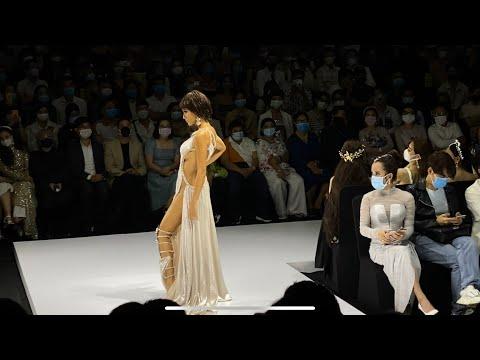 Màn trình diễn thời trang gợi cảm, khoe trọn cơ thể phụ nữ đến từ nhà thiết kế Đỗ Long