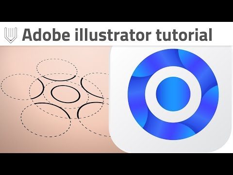 How to use Golden Ratio in logo design. Adobe Illusrator tutorial