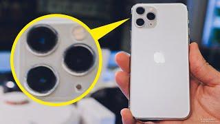 Почему в телефонах несколько камер