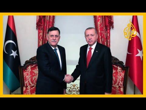 ???? ???? تركيا: لا حل في ليبيا قبل انسحاب حفتر من سرت والجفرة