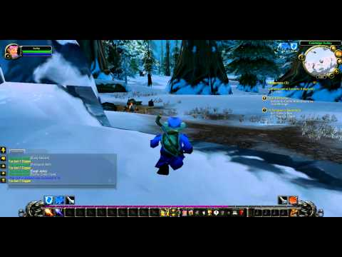 World of Warcraft Gnome mage walkthrough Episode 4