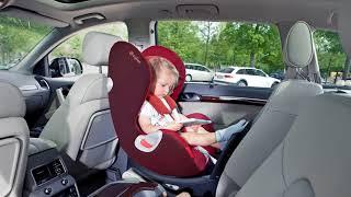 видео Самое безопасное место в машине