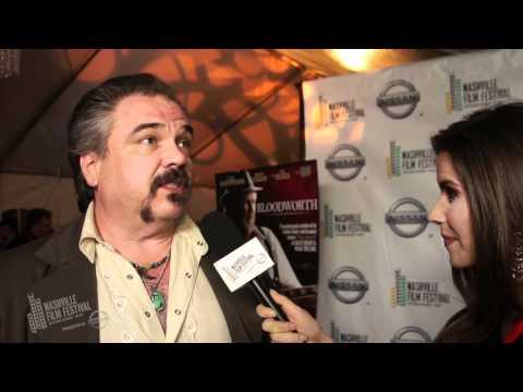 W Earl Brown  Nashville Film Festival, Bloodworth