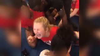 Coach Fired After Video Shows Cheerleader Screaming in Pain During Split