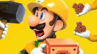 One of us will cry by the end of this... Mario Maker 2