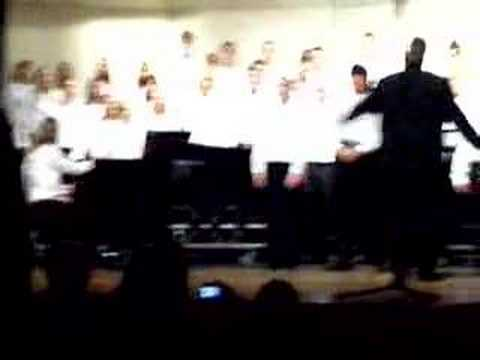 Mayer Lutheran High School Chior- You Raise Me Up