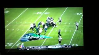 Marshawn Lynch 67 yard touchdown run vs the Saints (HD)