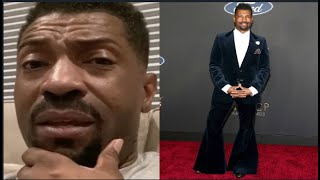 Deon Cole Responds To Being Roasted by Snoop Dogg & Called G** For Bell Bottom Outfit