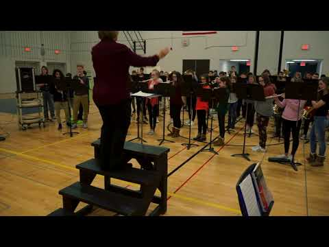 Kettle Moraine Middle School 8th Grade Music Video 2018