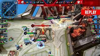 ESL Vietnam Championship - Liên Quân Mobile Day 6: HTVC IGP vs FapTV, SDB vs EVOS