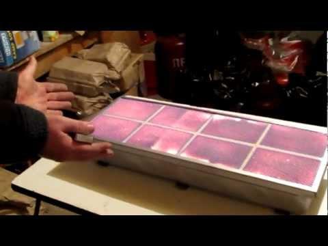 Газовая горелка инфракрасного излучения(Gas burner with infrared .