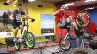 Галилео СТС - Какие бывают велосипеды(Велосипеды: трековый, фикс, bmx, триал, даунхилл, дёрт, растабайк., 2010-11-17T16:12:25.000Z)