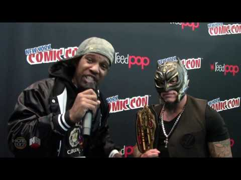 Rey Mysterio Interview: Says The 619 Came From Austin 3:16