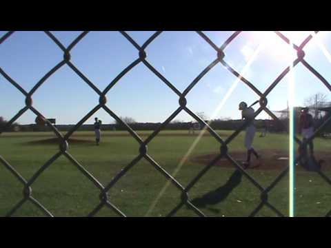 TWCA vs  San Marcos Academy Line drive double to right center w:RBI