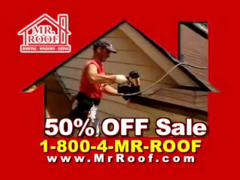 Mr Roof Old Lady