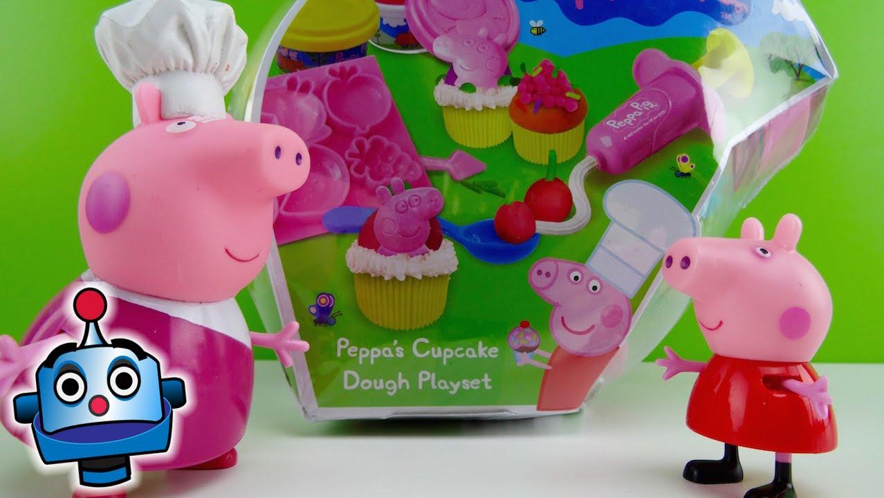 Como hacer peppa pig en plastilina youtube for En youtube peppa pig