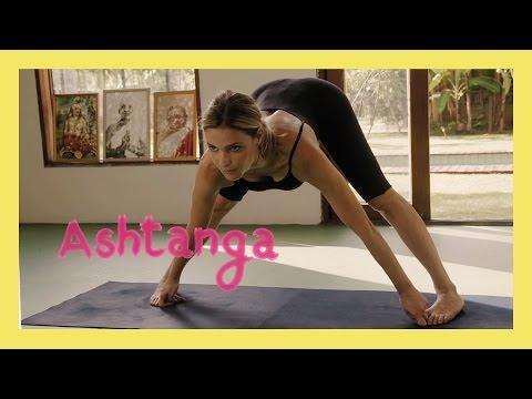 Fernanda Lima: Ashtanga Vinyasa Yoga (Série 1)