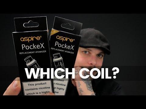 Which Coil Should I Use   Aspire PockeX Tutorial