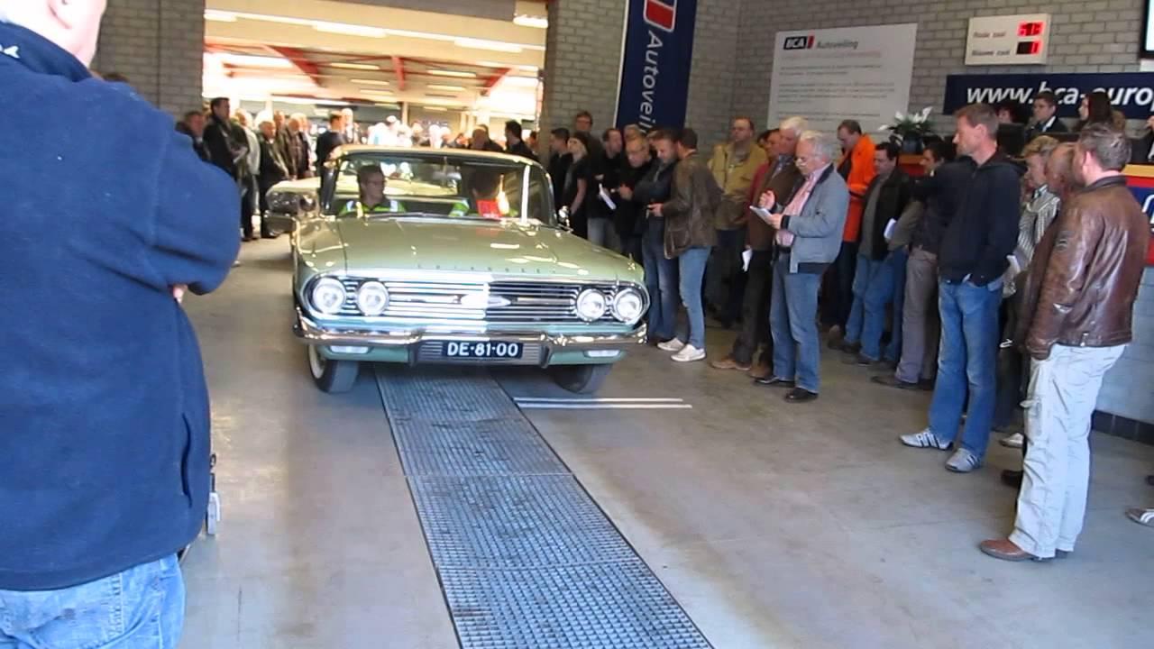 Chevrolet Bel Air 1960 @ Dutch oldtimer & vintage car auction