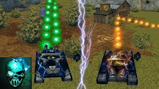 Testing ALL OVERDRIVES in TEST SERVER + 10,000,000 Crystals!!! - Tanki Online - Ghost Animator TO