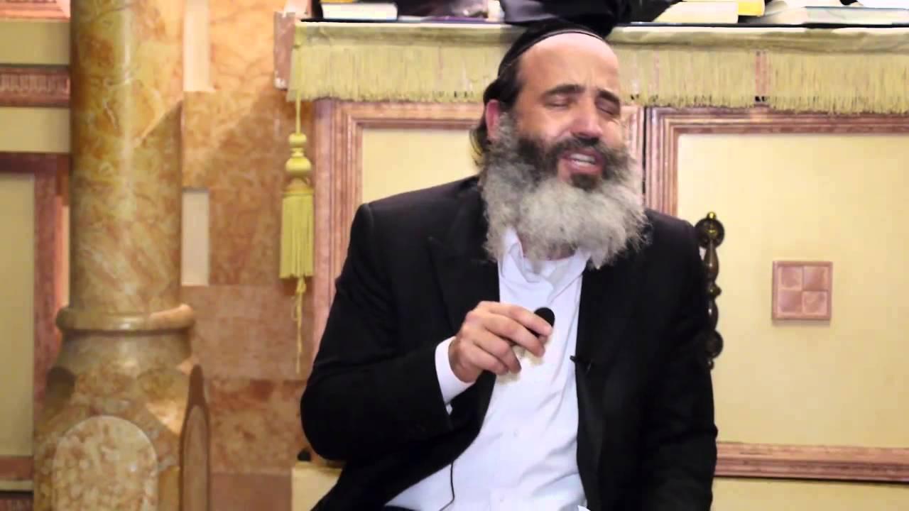 תשעה באב האחרון - הרב יצחק פנגר HD