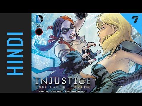 INJUSTICE: Gods Among Us Year 2 | Episode 07 | DC Comics in HINDI