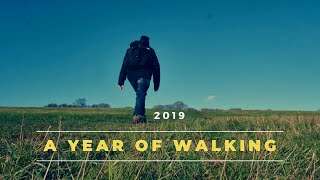 Gambar cover 2019 - A Great Year of Walking (4K)