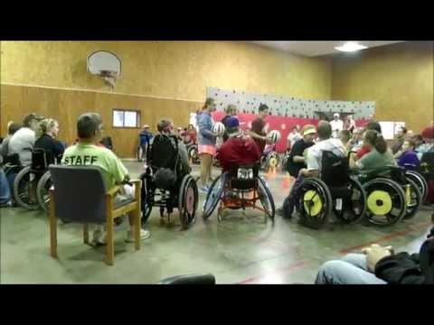Wheelchair Camp 2015