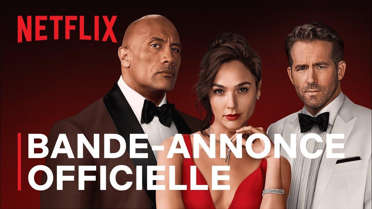 Download RED NOTICE | Bande-annonce officielle VF | Netflix