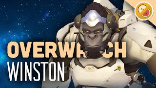 Winston - Overwatch (Gameplay Funny Moments)
