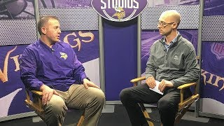 1-on-1 With Offensive Coordinator John DeFilippo