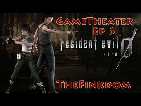 Game Theater: Resident Evil 0 ep 3
