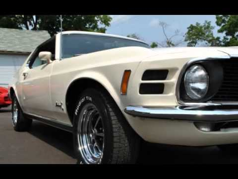 1970 Ford Mustang Grande Coupe For Sale In Flushing Mi
