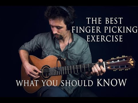 the best finger picking exercise what you should know begginer to advenced guitar tutorial. Black Bedroom Furniture Sets. Home Design Ideas