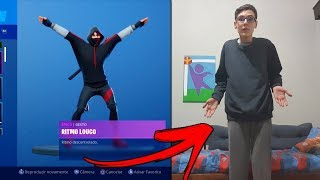 JEDER KILL EIN REAL-LIFE DANCE!!! /Fortnite/CHALLENGE!