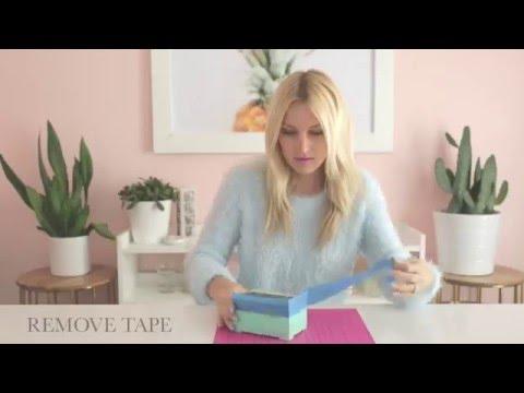 DIY Epoxy Jewelry Box With A Beautiful Mess