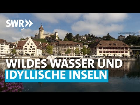 Treffpunkt Sommerreise - Entdeckungen am Hochrhein | SWR Treffpunkt