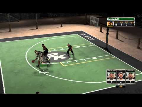 NBA 2K16 Game of 21 Dominant Win over scoreless Legend 3 (Old Town)  My Park