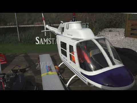 Bell Jet Ranger III Helifreunde Schwangau