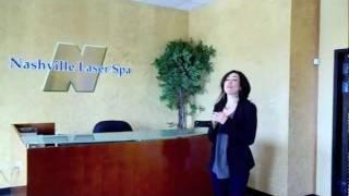 Ashley Mann Visits Nashville Laser Spa Thumbnail