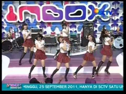 6Starz - Pretty Woman,Live di INBOX (20/09) Courtesy SCTV