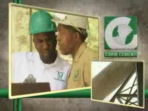 Carib Cement - One Place on Earth - 2009