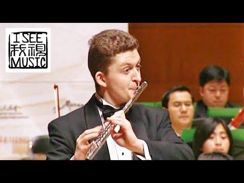 Denis Bouriakov & Beijing Symphony Orchestra: Carl Nielsen - Flute Concerto in two movements (2006)