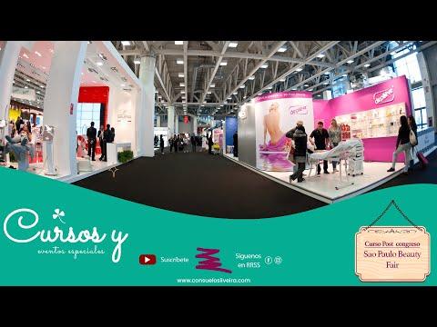 Curso Pós-congresso, Sao Paulo Beauty Fair, setembro 2012